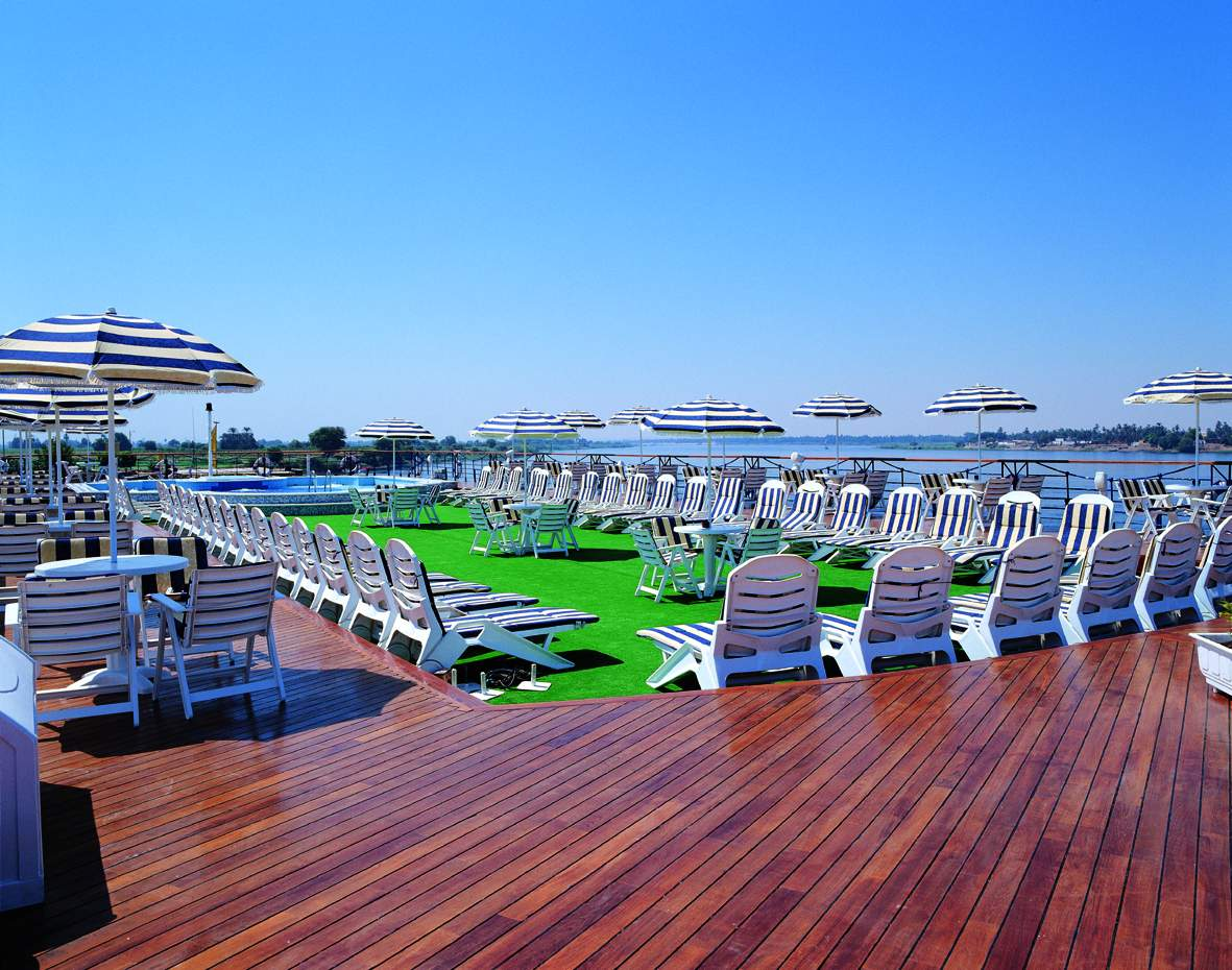 M S Grand Princess Nile Cruise