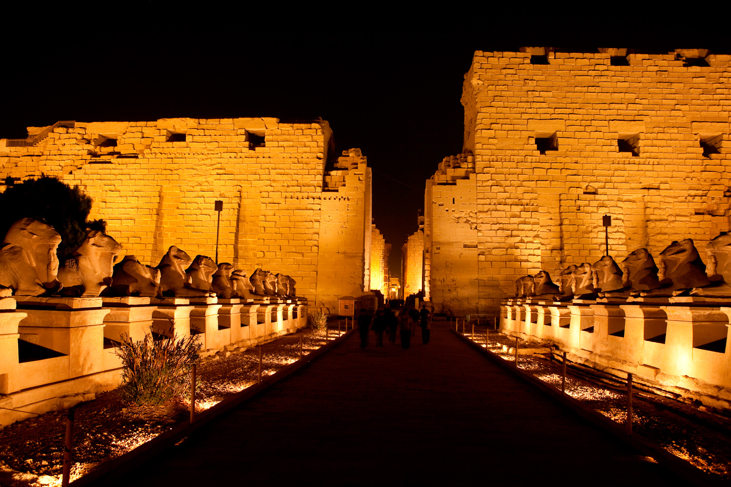 sound light show at karnak temple. Black Bedroom Furniture Sets. Home Design Ideas
